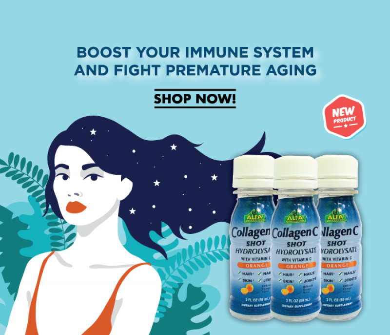 Collagen C Immune Booster Shot