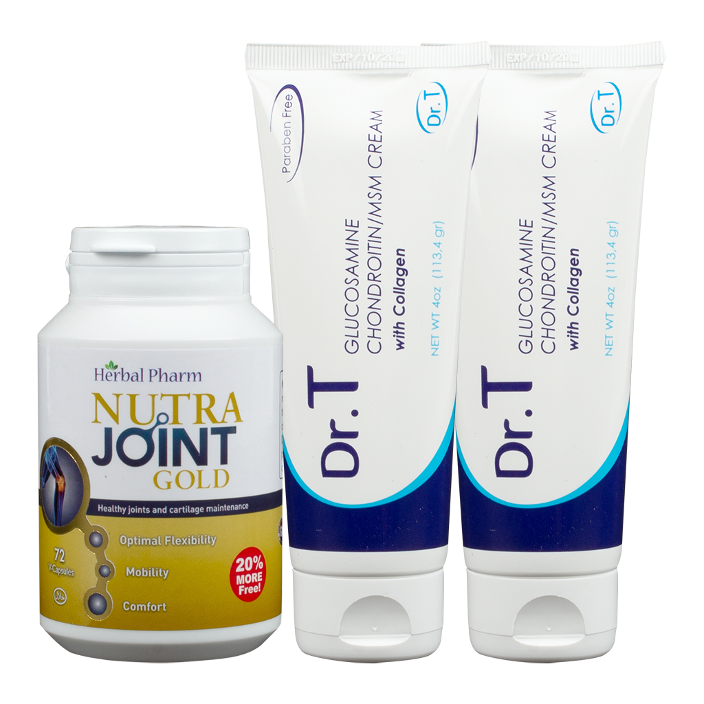 Joint Wellness Bundle | Herbal Pharm